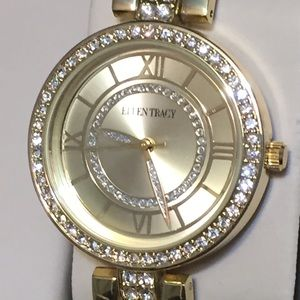 NEW Ellen Tracy woman's watch never out of  box